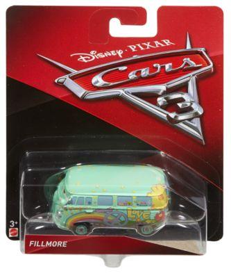 Formstøbt Frede figur, Disney Pixar Biler 3