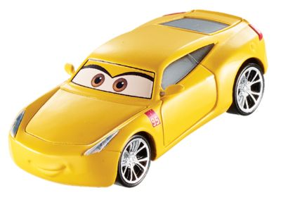 Macchinina Disney Pixar Cars 3, Cruz Ramirez