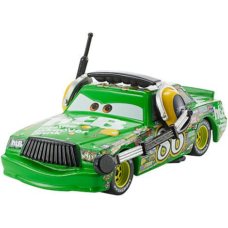 Vehículo a escala Chick Hicks con auriculares, Disney Pixar Cars3