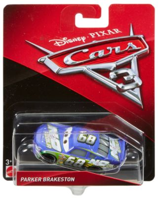 Parker Brakeston Die-Cast, Disney Pixar Cars 3