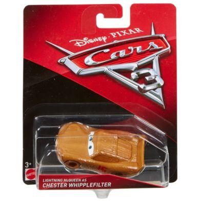 Disney/Pixar Cars 3 - Die Cast Lightning McQueen als Chester Whipplefilter