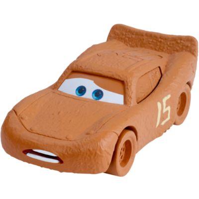 Blixten McQueen som Chester Whipplefilter formgjuten figur, Disney Pixar Bilar 3