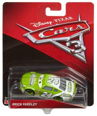 Disney/Pixar Cars 3 - Die Cast Brick Yardley