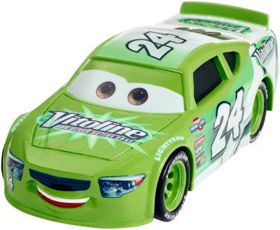 Brick Yardley formgjuten figur, Disney Pixar Bilar 3