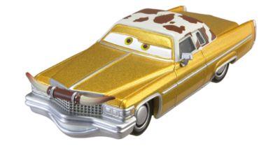 voiture miniature tex dinoco disney pixar cars 3. Black Bedroom Furniture Sets. Home Design Ideas