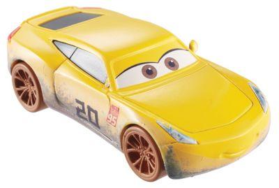 Formstøbt Cruz Ramirez som Frances Beltline, Disney Pixar Biler 3