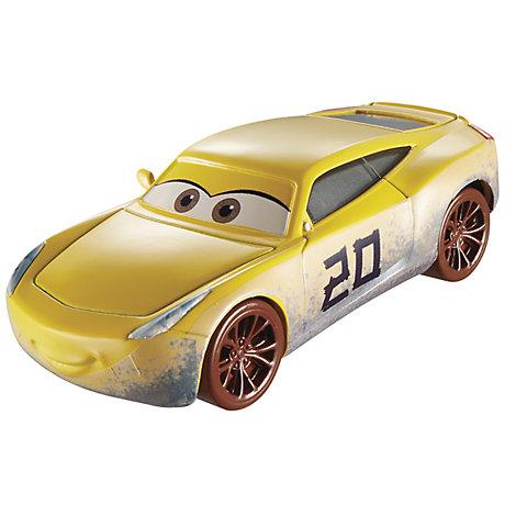 Cruz Ramirez som Frances Beltline formgjuten figur, Disney Pixar Bilar 3