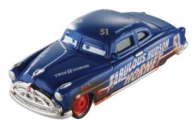 Formstøbt Dirt Track Fabulous Hudson Hornet, Disney Pixar Biler 3