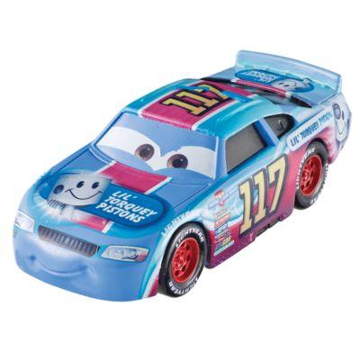 Ralph Carlow formgjuten figur, Disney Pixar Bilar 3