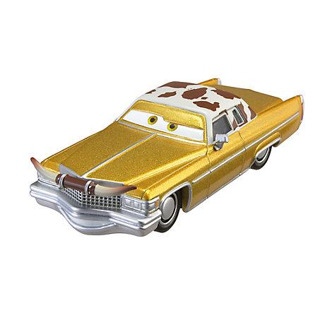 Vehículo a escala Tex Dinoco, Disney Pixar Cars3
