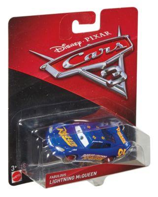 Voiture miniature Fabuleux Flash McQueen, Disney Pixar Cars3