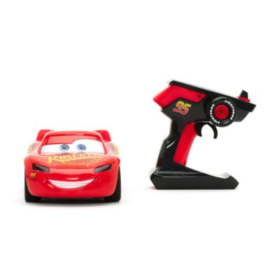 voiture t l command e flash mcqueen disney pixar cars 3. Black Bedroom Furniture Sets. Home Design Ideas