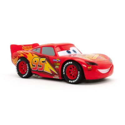 voiture t l command e flash mcqueen disney pixar cars 3. Black Bedroom Furniture Sets. Home Design Ideas