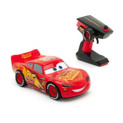 Disney/Pixar Cars3 - Ferngesteuertes Lightning McQueen Auto