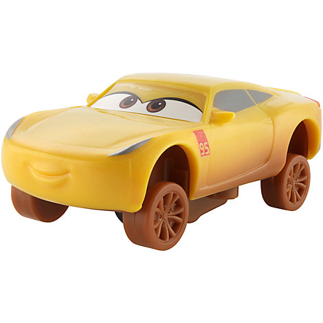 Cruz Ramirez Crazy 8 Crashers Figure, Disney Pixar Cars 3