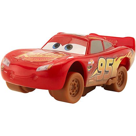 Lightning McQueen Crazy 8 Crashers Figure, Disney Pixar Cars 3