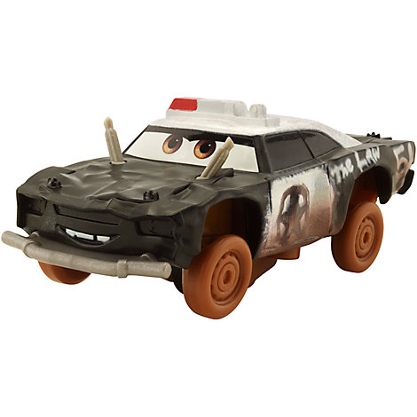 APB Crazy 8 Crashers Figure Disney Pixar Cars 3