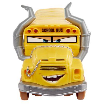 Miss Fritter Crazy 8 Crashers Figure, Disney Pixar Cars 3