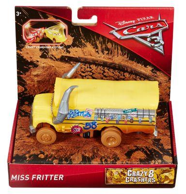 CARS 3CRZY 8 MISS FRTR ML
