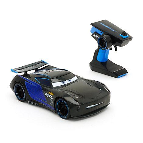 Coche teledirigido Jackson Storm, Disney Pixar Cars 3