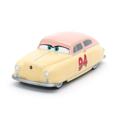 Disney/Pixar Bilar 3 Deluxe formgjutet presentset, 5 st