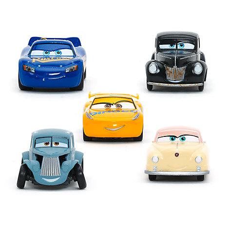 Disney Pixar Cars 3 Deluxe Die Cast Gift Set of 5