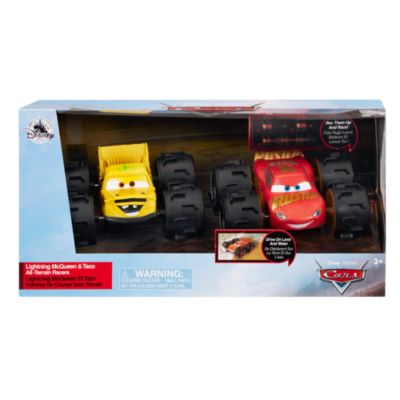 Lightning McQueen and Taco All-Terrain Racers