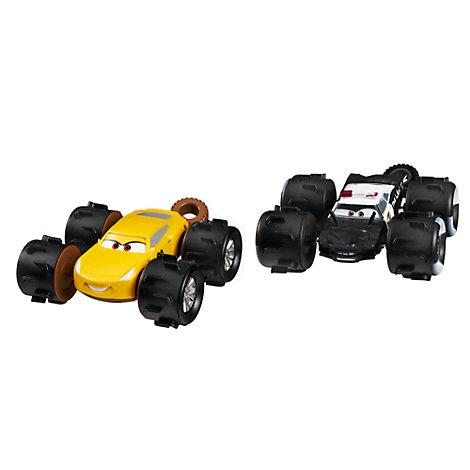 Cruz Ramirez and APB All-Terrain Racers