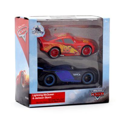 Disney/Pixar Cars 3 - Die Casts von Lightning McQueen und Jackson Storm