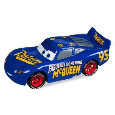 Fabulous Lightning McQueen Pullback Stunt Racer