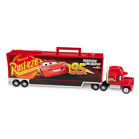 Camion de transport miniature Mack, Disney Pixar Cars 3
