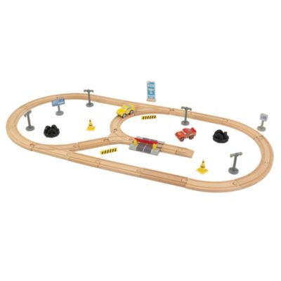 Disney Pixar Biler bygselv-racerbanesæt
