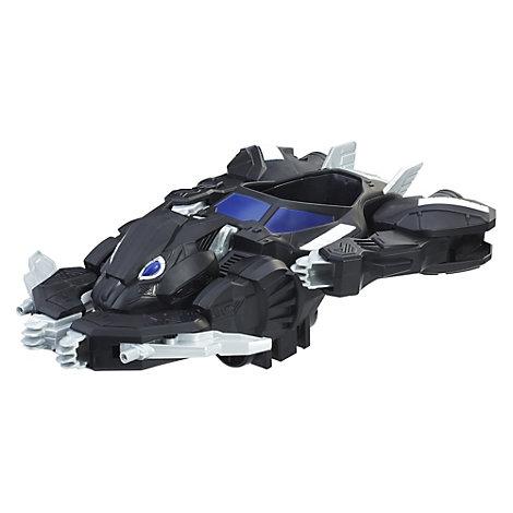 Black Panther - 2-in-1-Jetfahrzeug