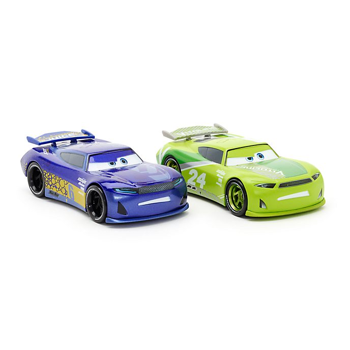Automobiline Chase Racelott e Bubba Wheelhouse