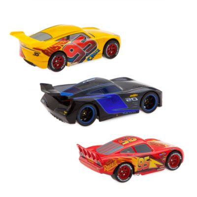 Coffret de voitures miniatures Florida 500, Disney Pixar Cars 3