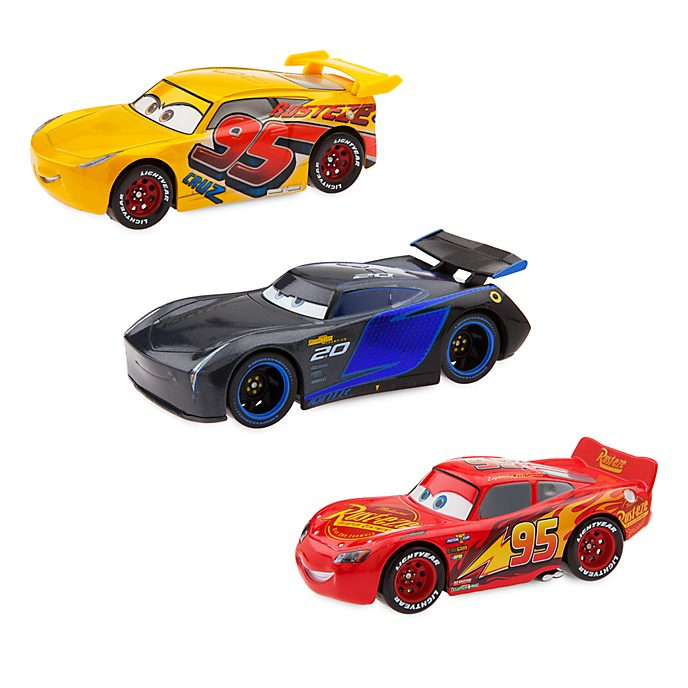 Set automobiline Disney Pixar Cars Florida 500
