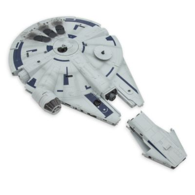 Millennium Falcon and Figure Playset