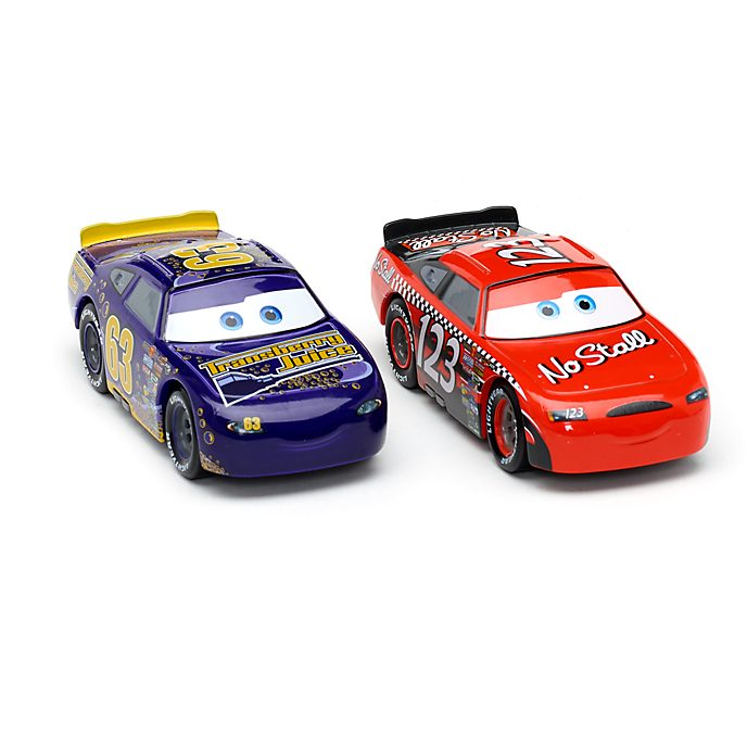 Disney Store Lee Revkins and Todd Marcus Die-Cast Twin Pack