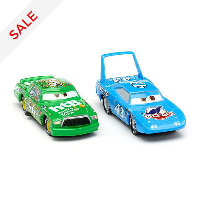 Disney Store - Strip Weathers und Chick Hicks - Die Cast Doppelset