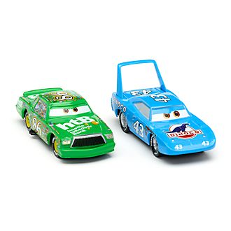 Disney Store Strip Weathers and Chick Hicks Die-Cast Twin Pack