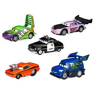 Disney Store - Sheriff und Tuner - Die Cast Fahrzeuge