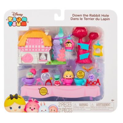 Alice in Wonderland Tsum Tsum Story Pack
