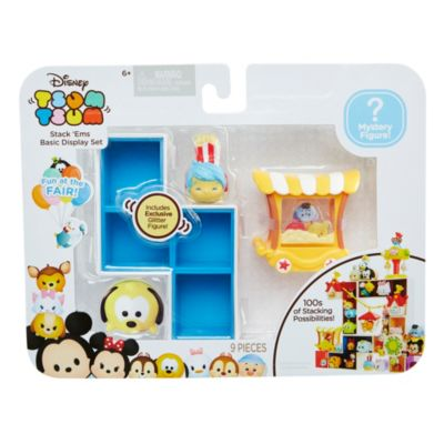 Fun at the Fair Joy Tsum Tsum Stack 'Ems Display Set
