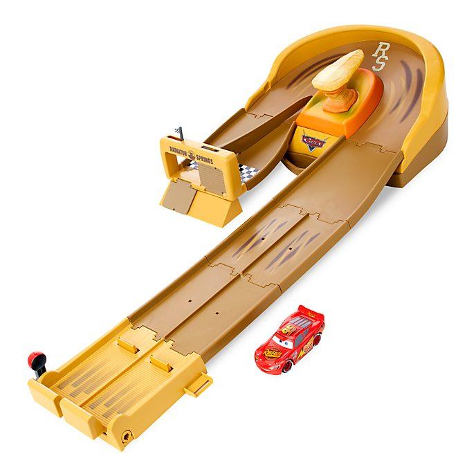 Disney Store Disney Pixar Cars Radiator Springs Track Launcher