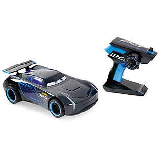 Disney Store Jackson Storm Build To Race Car