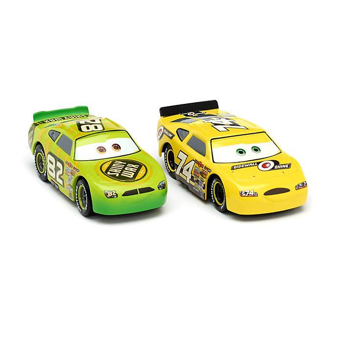 Disney Store - Darren Leadfoot und Slider Petrolski - Set mit 2 Die Cast Autos