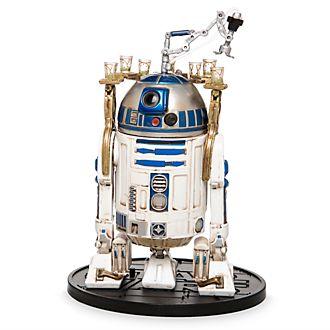 Figura de acción a escala R2-D2, serie Élite, Disney Store