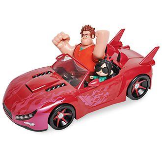 Disney Store Wreck-It Ralph 2 Slaughter Race Vehicle