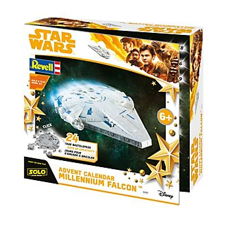Revell Millenium Falcon Advent Calendar, Star Wars