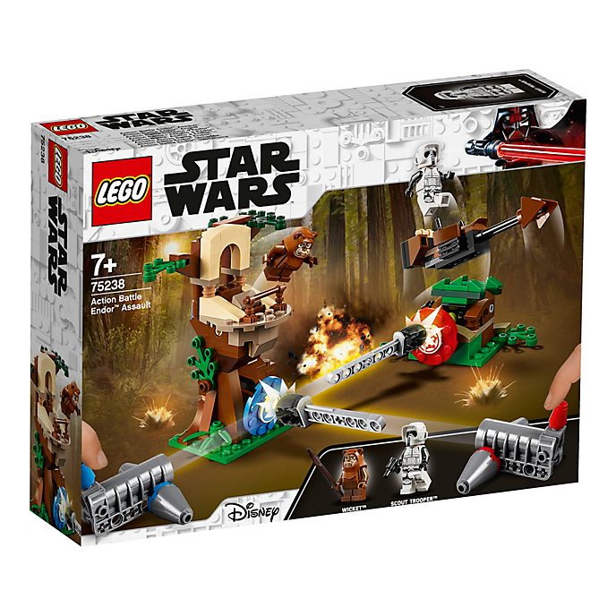 LEGO - Star Wars - Action Battle Endor Assault Set - 75238